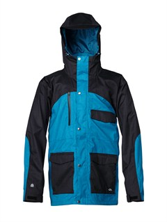 KVJ0Mission  0K Insulated Jacket by Quiksilver - FRT1