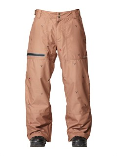 CNK6Dark And Stormy  5K Shell Pants by Quiksilver - FRT1