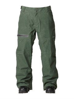 GZA0Dark And Stormy  5K Shell Pants by Quiksilver - FRT1