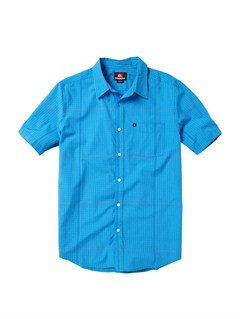 MEDSea Port Short Sleeve Polo Shirt by Quiksilver - FRT1