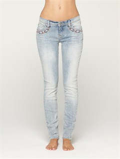 BQMWSUNTRIPPERS COLOR JEANS by Roxy - FRT1