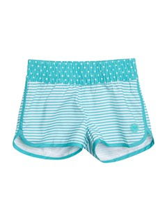 BNF7Girls 2-6 Doll Face Loosen Up Boardshorts by Roxy - FRT1