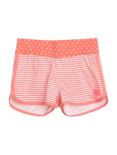 MKL7Girls 2-6 Doll Face Loosen Up Boardshorts by Roxy - FRT1