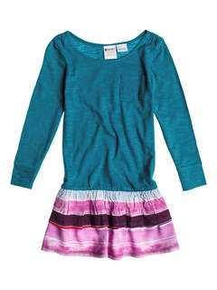 WDV3Girls 2-6 Wave Wonderer Sporty Onepiece by Roxy - FRT1