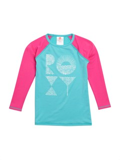 BNF0Girls 2-6 Wave Wonderer Sporty Onepiece by Roxy - FRT1