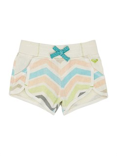 WBS0Baby Free Star Shorts by Roxy - FRT1