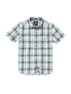 BLK0Boys 2-7 On Point Polo Shirt by Quiksilver - FRT1
