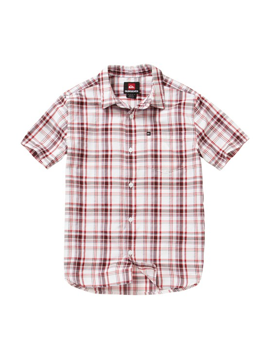 RQV0Boys 2-7 Crash Course T-Shirt by Quiksilver - FRT1