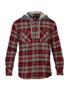 RZF1Big Bury Long Sleeve Shirt by Quiksilver - FRT1