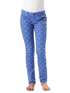 PND6Girls 7- 4 Emmy Printed Jeans by Roxy - FRT1