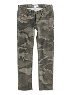 SMB6Girls 7- 4 Emmy Printed Jeans by Roxy - FRT1
