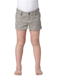 SEZ6Girls 2-6 Blue Bird Shorty Shorts by Roxy - FRT1
