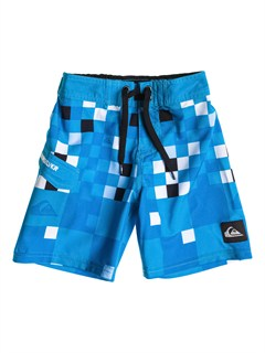 BMJ0Boys 2-7 Batter Volley Boardshorts by Quiksilver - FRT1