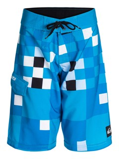 BMJ0Boys 8- 6 A little Tude Boardshorts by Quiksilver - FRT1