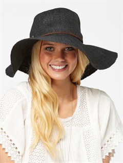 BLKBreezy Straw Hat by Roxy - FRT1