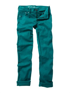 BSS0Boys 8- 6 Distortion Slim Pant by Quiksilver - FRT1