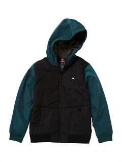 KVJ0Boys 8- 6 Byron Jacket by Quiksilver - FRT1