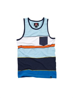 SBUBoys 8- 6 Block Point Tank Top by Quiksilver - FRT1