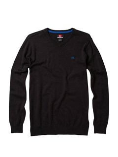 KVJ0Boys 8- 6 Holey Foley Sweater by Quiksilver - FRT1
