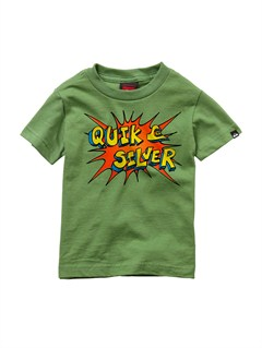 GKOBaby Biter Glow in the Dark T-Shirt by Quiksilver - FRT1
