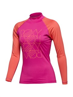 PNKBasically Roxy SS Rashguard by Roxy - FRT1