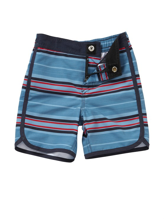 KTP6Boys 2-7 Detroit Shorts by Quiksilver - FRT1