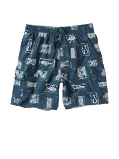 BSL0Men s Bento Boardshorts by Quiksilver - FRT1