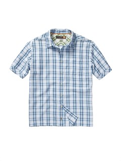 BGC0Men s Baracoa Coast Short Sleeve Shirt by Quiksilver - FRT1
