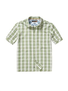 GCT0Men s Baracoa Coast Short Sleeve Shirt by Quiksilver - FRT1