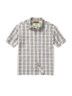 SJQ0Men s Baracoa Coast Short Sleeve Shirt by Quiksilver - FRT1