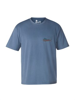 BRD0Original Stripe Slim Fit T-Shirt by Quiksilver - FRT1