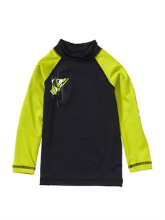 BGNBoys 2-7 Over Ruled LS Rashguard by Quiksilver - FRT1