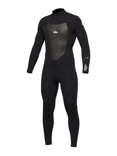 KVD0Fuseflex 5.5/5/4/3 Hooded Chest Zip Wetsuit by Quiksilver - FRT1