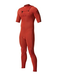 CNH0Ignite 2/2mm Chest Zip Springsuit by Quiksilver - FRT1