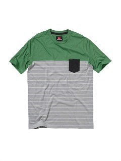 QUASea Port Short Sleeve Polo Shirt by Quiksilver - FRT1