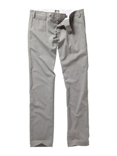 SKT0Class Act Chino Pants  32  Inseam by Quiksilver - FRT1