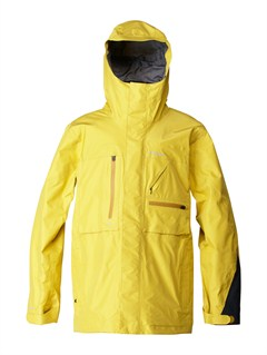 YKN0Lone Pine 20K Insulated Jacket by Quiksilver - FRT1