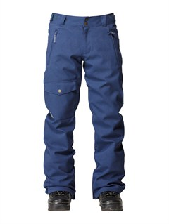 BPY0Dark And Stormy  5K Shell Pants by Quiksilver - FRT1