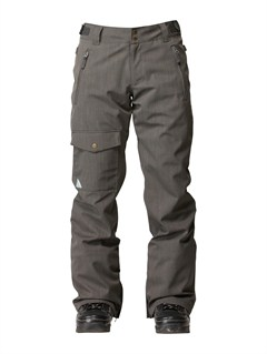 KRP0Dark And Stormy  5K Shell Pants by Quiksilver - FRT1