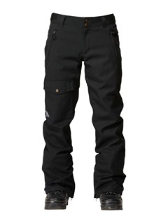KVJ0Dark And Stormy  5K Shell Pants by Quiksilver - FRT1