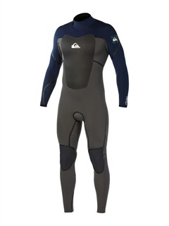 XKKBCypher 3/2 Chest Zip Wetsuit by Quiksilver - FRT1