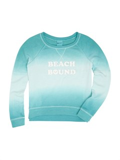 GBE0Girls 7- 4 Roxy Border Rashguard by Roxy - FRT1