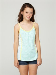 TLGGirls 7- 4 Vacation Spot Romper by Roxy - FRT1