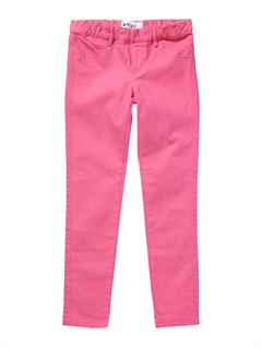 MLW0Girls 7- 4 Mad Dash Pant by Roxy - FRT1