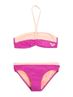 MNF0Heat & Surf Fixed Criss Cross Tri Set by Roxy - FRT1