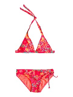 MLJ6Girls 7- 4 Sunsetter Tri Monokini by Roxy - FRT1