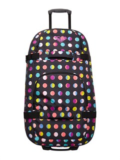 KVJ0Follow Me Upright Roller Bag by Roxy - FRT1