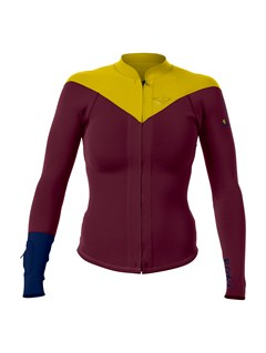 XRYPCypher 3/2 Chest Zip Wetsuit by Roxy - FRT1