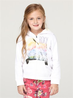 WBB0Girls 2-6 First Grade Hoodie by Roxy - FRT1