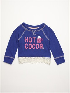 PRC0Baby How Lovely Hoodie by Roxy - FRT1